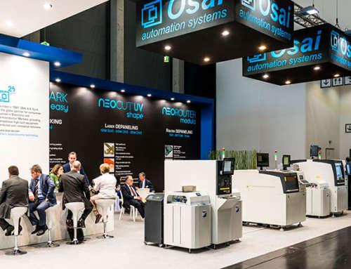 SMT Hybrid Packaging 2017: INNOVAZIONE E SUCCESSO PER OSAI