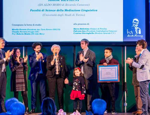 Erstes Stipendium Carlo Ferrero vergeben
