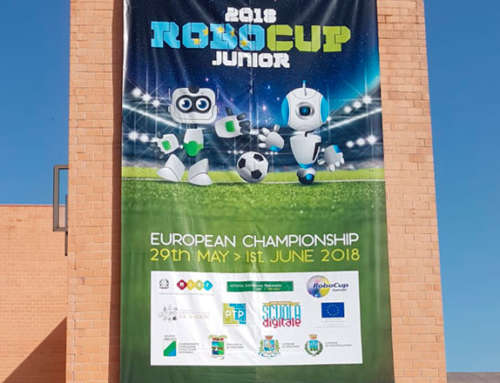 Robocup 2018: european success for IIS Olivetti's guys