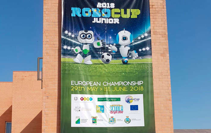 robocup junior 2018