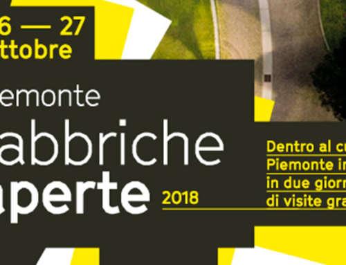 Piemonte fabbriche aperte
