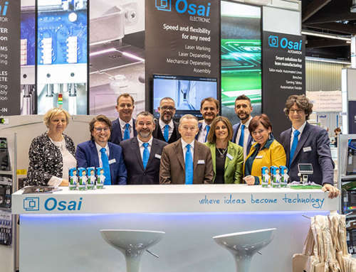 OSAI alla Fiera SMT Connect 2019