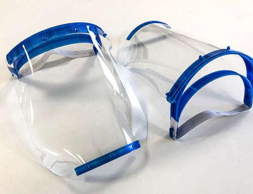 Osai Face Shield: il nostro contributo al personale sanitario