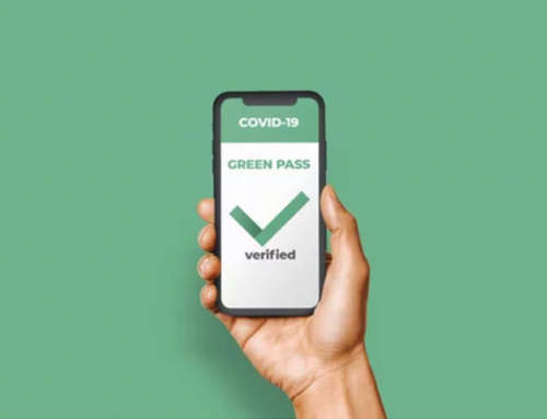 GREEN PASS COVID-19: INFORMATION FOR SUPPLIERS, CUSTOMERS AND VISITORS